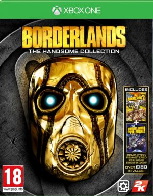 Copertina Borderlands: The Handsome Collection - Xbox One