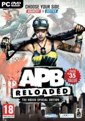 Copertina APB Reloaded - PC
