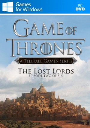 Copertina Game of Thrones Episode 2: The Lost Lords - PC