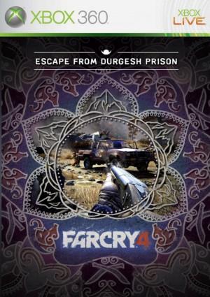 Copertina Far Cry 4: Fuga dalla Prigione di Durgesh - Xbox 360