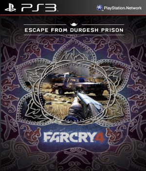 Copertina Far Cry 4: Fuga dalla Prigione di Durgesh - PS3