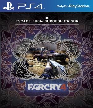 Copertina Far Cry 4: Fuga dalla Prigione di Durgesh - PS4