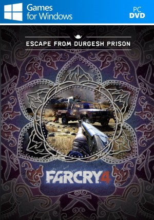 Copertina Far Cry 4: Fuga dalla Prigione di Durgesh - PC