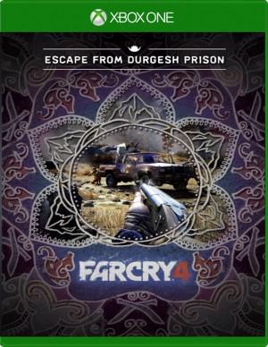 Copertina Far Cry 4: Fuga dalla Prigione di Durgesh - Xbox One