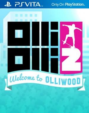 Copertina OlliOlli2: Welcome to Olliwood - PS Vita