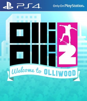 Copertina OlliOlli2: Welcome to Olliwood - PS4