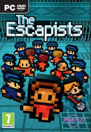 Copertina The Escapists - PC