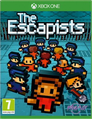 Copertina The Escapists - Xbox One