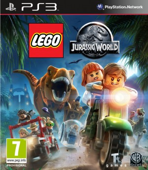 Copertina LEGO Jurassic World - PS3