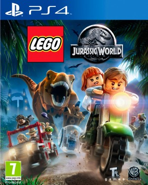 Copertina LEGO Jurassic World - PS4