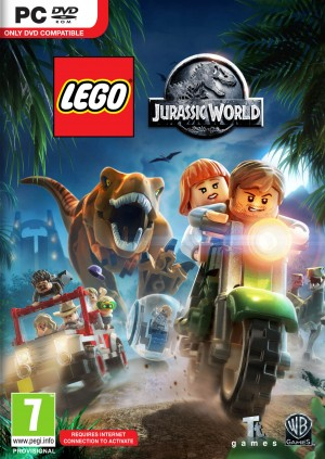 Copertina LEGO Jurassic World - PC