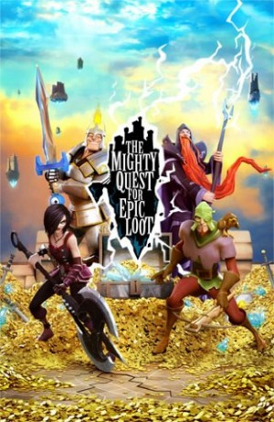 Copertina The Mighty Quest for Epic Loot - PC