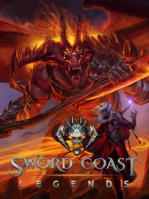 Copertina Sword Coast Legends - PC