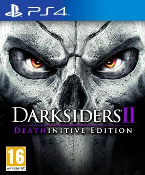 Copertina Darksiders 2: Deathinitive Edition - PS4