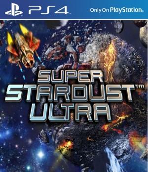 Copertina Super Stardust Ultra - PS4