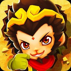 Copertina Monkey King Escape - iPad