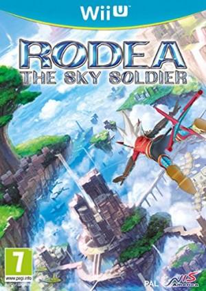 Copertina Rodea: The Sky Soldier - Wii U