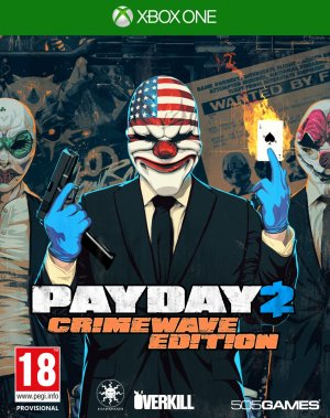 Copertina Payday 2: Crimewave Edition - Xbox One