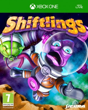 Copertina Shiftlings - Xbox One