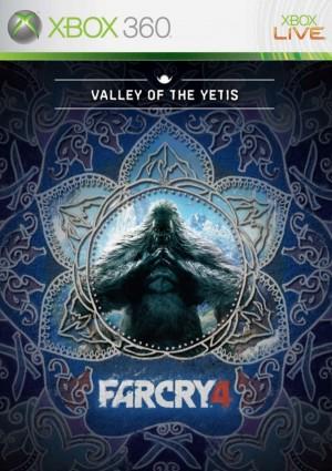 Copertina Far Cry 4: La Valle degli Yeti - Xbox 360