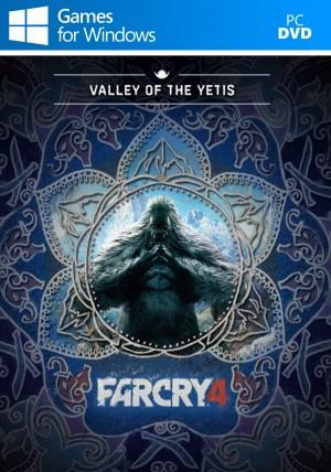Copertina Far Cry 4: La Valle degli Yeti - PC