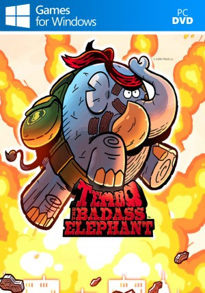 Copertina Tembo The Badass Elephant - PC