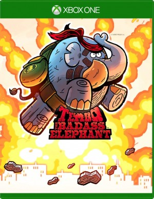 Copertina Tembo The Badass Elephant - Xbox One