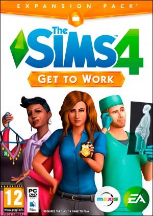 Copertina The Sims 4: Al Lavoro! - PC