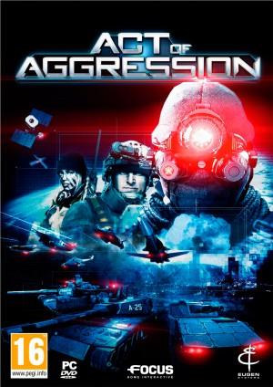 Copertina Act of Aggression - PC