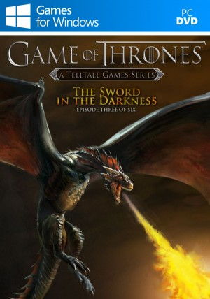 Copertina Game of Thrones Episode 3: The Sword in the Darkness - PC