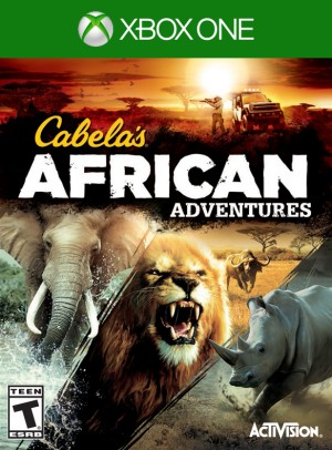 Copertina Cabela's African Adventures - Xbox One