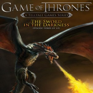 Copertina Game of Thrones Episode 3: The Sword in the Darkness - iPad