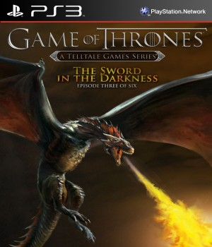 Copertina Game of Thrones Episode 3: The Sword in the Darkness - PS3