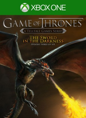 Copertina Game of Thrones Episode 3: The Sword in the Darkness - Xbox One