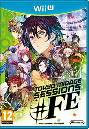Copertina Tokyo Mirage Sessions #FE - Wii U