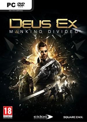 Copertina Deus Ex: Mankind Divided - PC