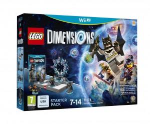 Copertina LEGO: Dimensions - Wii U
