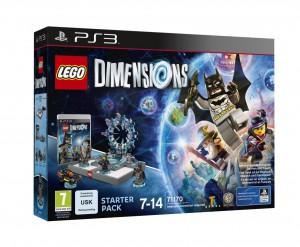 Copertina LEGO: Dimensions - PS3