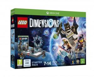 Copertina LEGO: Dimensions - Xbox One