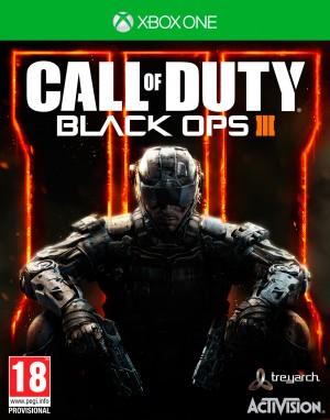 Copertina Call of Duty: Black Ops III - Xbox One