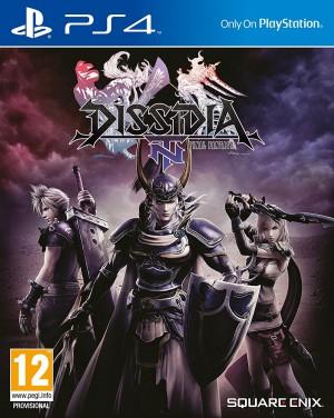 Copertina Dissidia: Final Fantasy NT - PS4