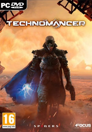 Copertina The Technomancer - PC