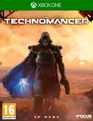 Copertina The Technomancer - Xbox One