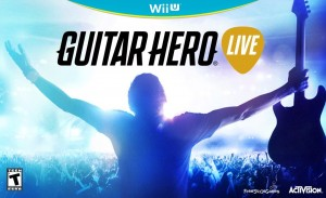 Copertina Guitar Hero Live - Wii U