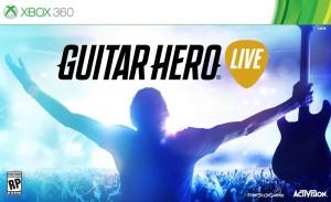 Copertina Guitar Hero Live - Xbox 360