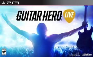 Copertina Guitar Hero Live - PS3