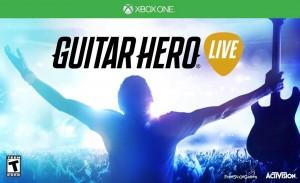 Copertina Guitar Hero Live - Xbox One