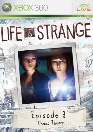 Copertina Life is Strange - Episode 3 - Xbox 360