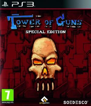 Copertina Tower of Guns - PS3