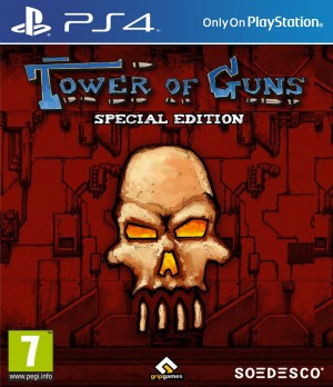 Copertina Tower of Guns - PS4